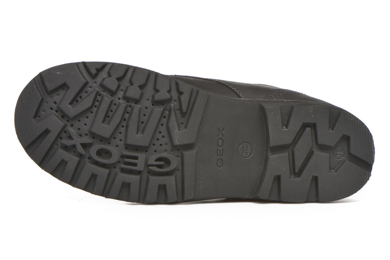 Bottines et boots Geox J Axel B. Wpf A J643Da Noir vue haut