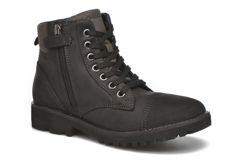 Bottines et boots Geox J Axel B. Wpf A J643Da Noir vue détail/paire