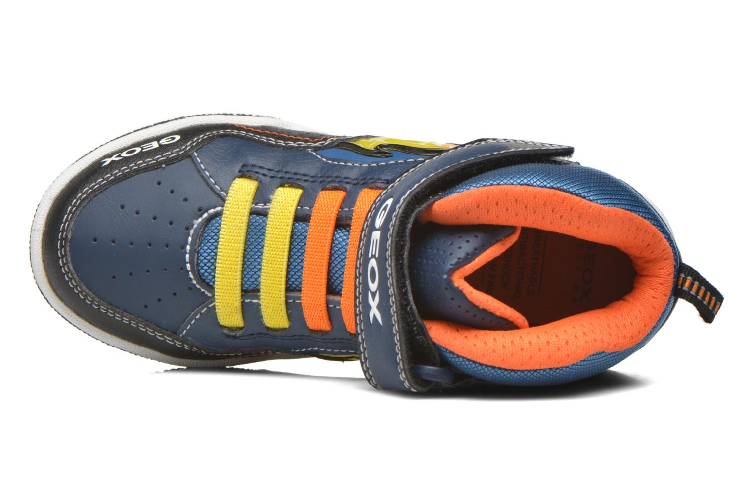 J Gregg A J6447A Navy/orange