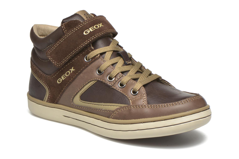 Sneaker Geox J Garcia B. A J64B6A braun detaillierte ansicht/modell