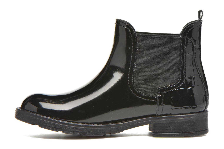 Stiefel Geox J Sofia A J64D3A schwarz ansicht von vorne