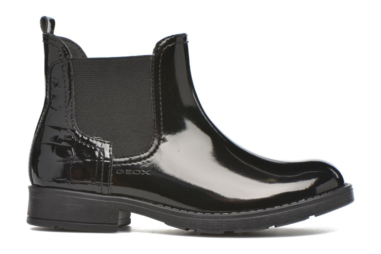 Stiefel Geox J Sofia A J64D3A schwarz ansicht von hinten