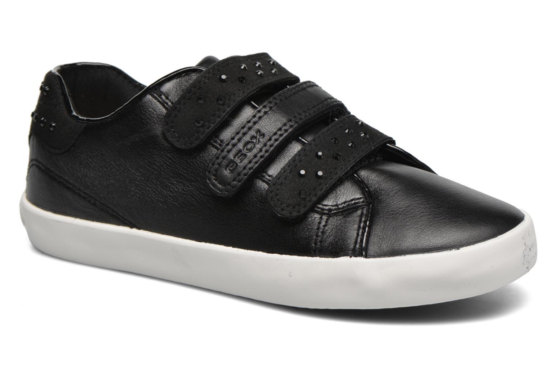 Sneaker Geox J Kiwi G. D J64D5D schwarz detaillierte ansicht/modell