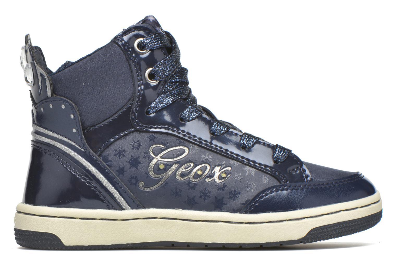 Sneaker Geox J Creamy C J64L5C blau ansicht von hinten