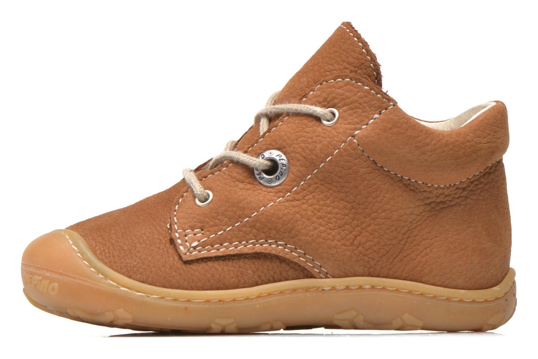 Bottines et boots PEPINO Cory Marron vue face