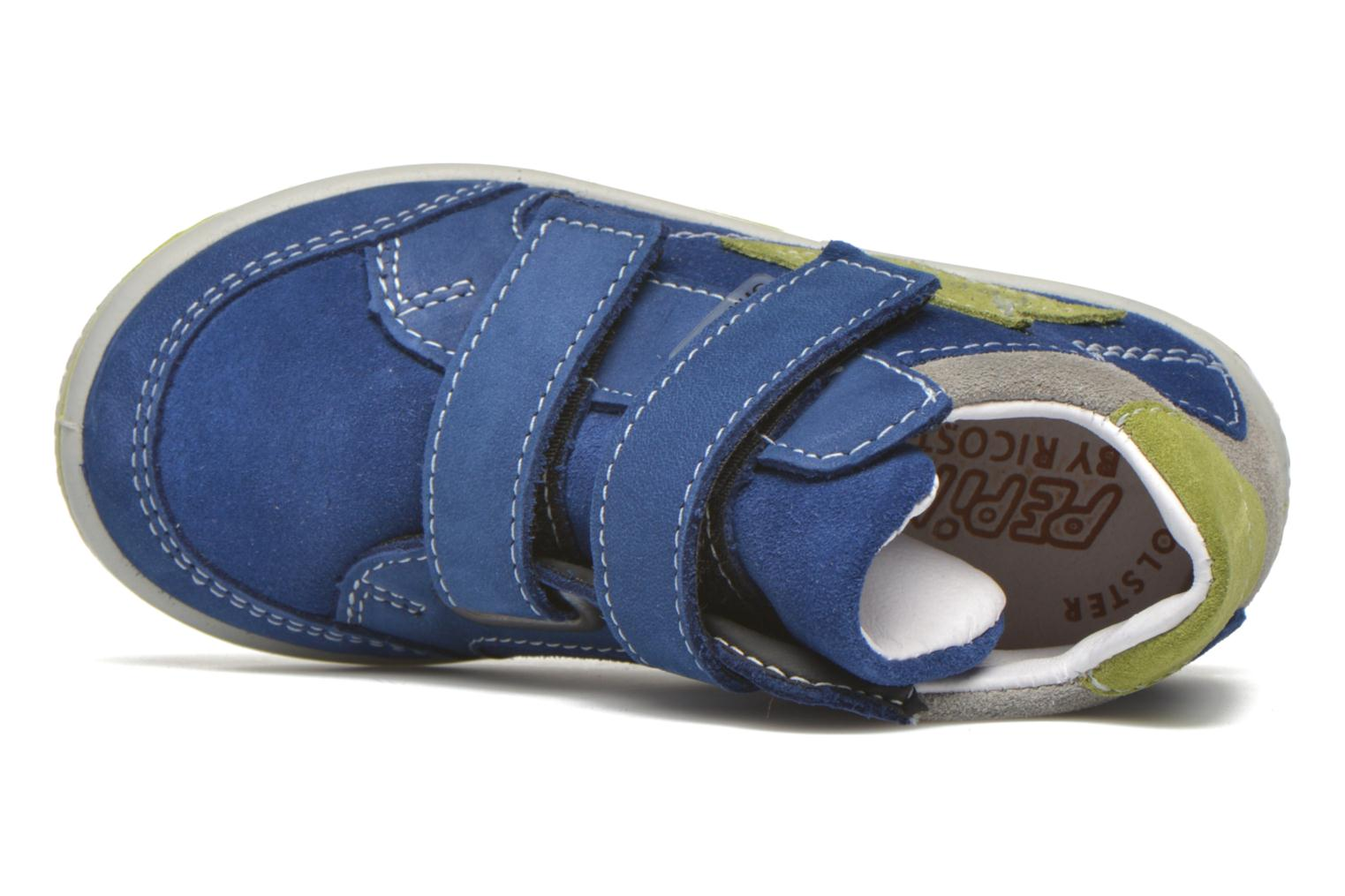 Trainers PEPINO Kimo Blue view from the left