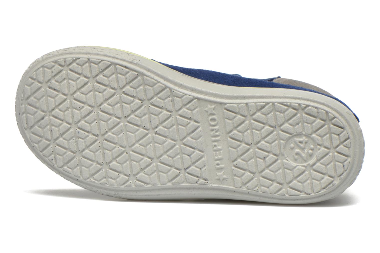 Sneaker PEPINO Kimo blau ansicht von oben