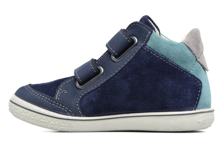 Sneaker PEPINO Kimo blau ansicht von vorne