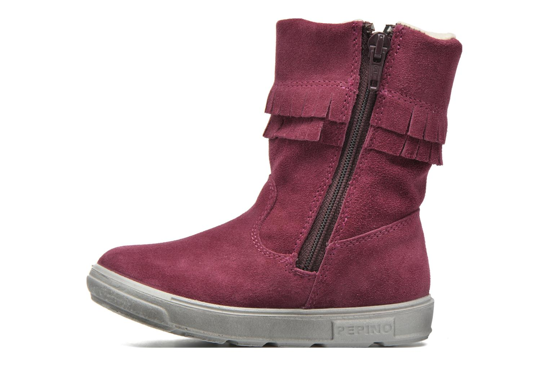 Boots & wellies PEPINO Dani Purple front view