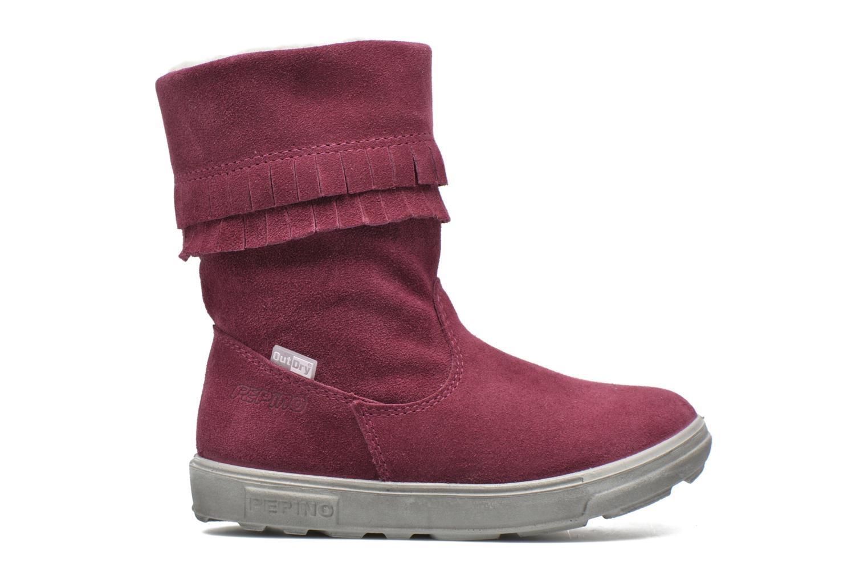 Boots & wellies PEPINO Dani Purple back view