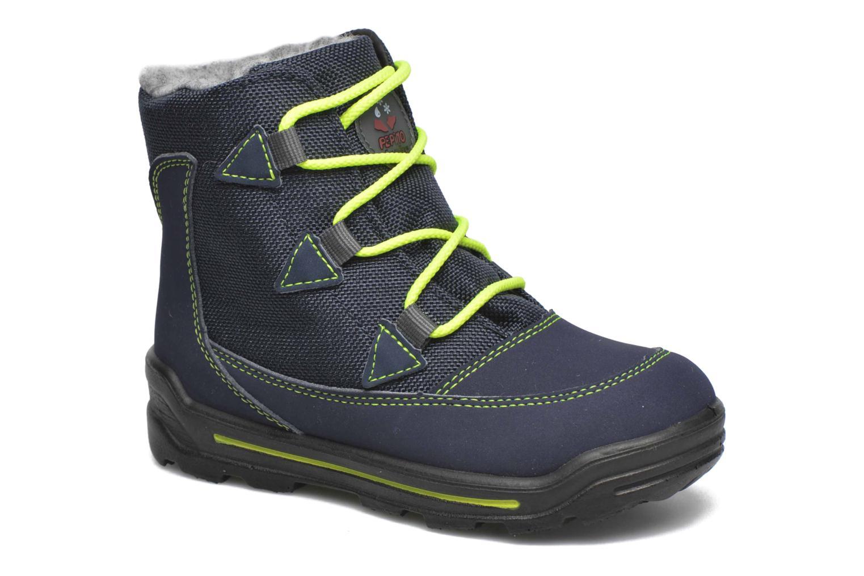 Bottines et boots PEPINO Emil Bleu vue détail/paire