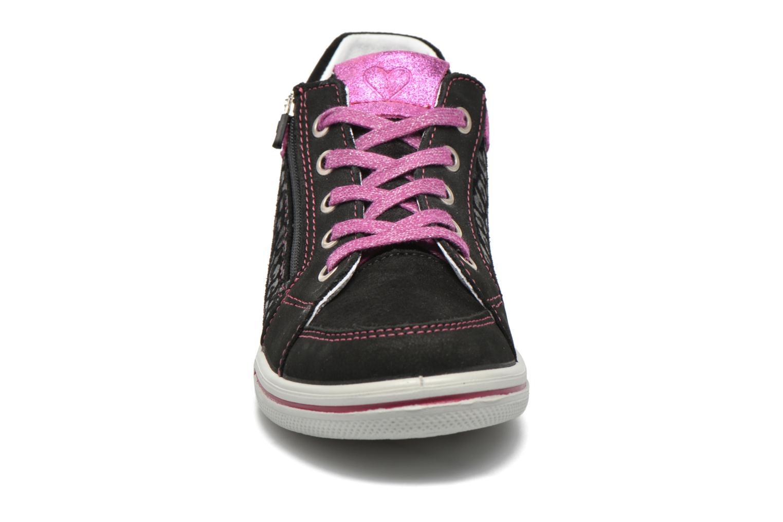 Sneaker Ricosta Penny 2 schwarz schuhe getragen