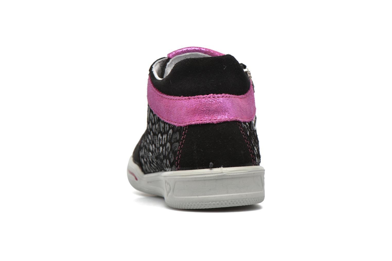 Sneaker Ricosta Penny 2 schwarz ansicht von rechts