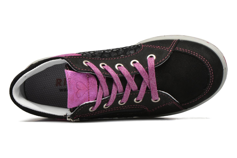 Sneaker Ricosta Penny 2 schwarz ansicht von links