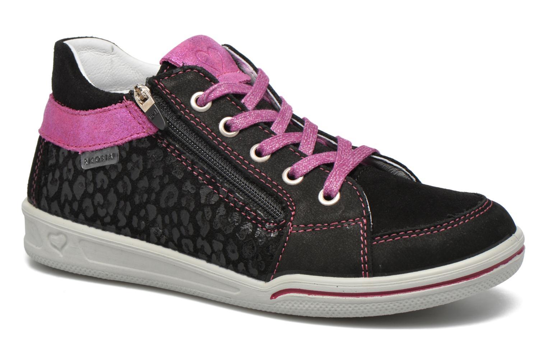 Sneaker Ricosta Penny 2 schwarz detaillierte ansicht/modell