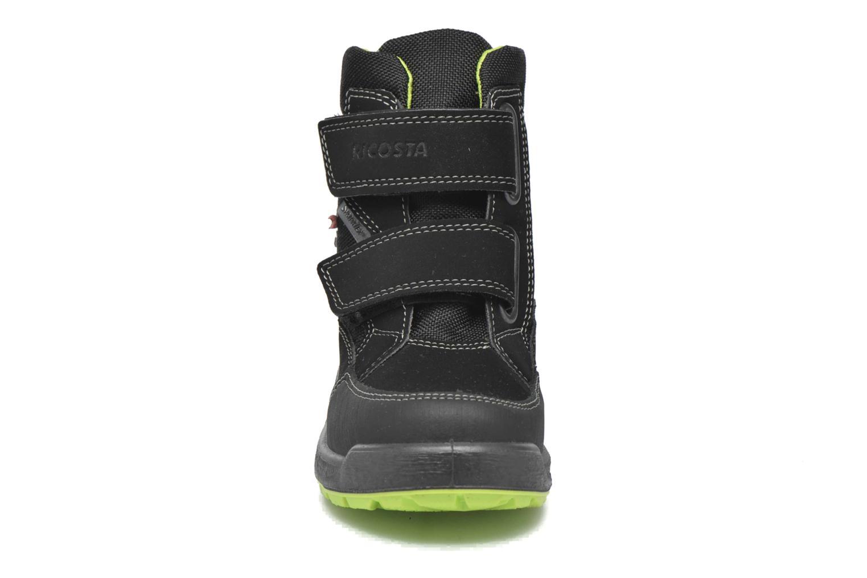 Bottines et boots Ricosta Grisu Noir vue portées chaussures