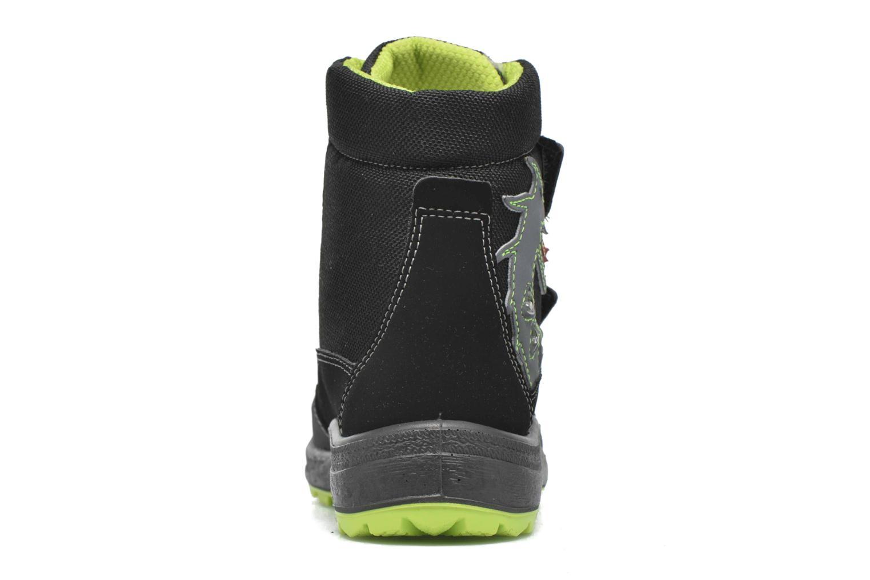 Bottines et boots Ricosta Grisu Noir vue droite