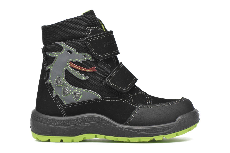 Bottines et boots Ricosta Grisu Noir vue derrière