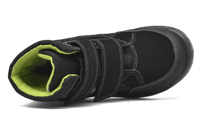 Bottines et boots Ricosta Grisu Noir vue gauche