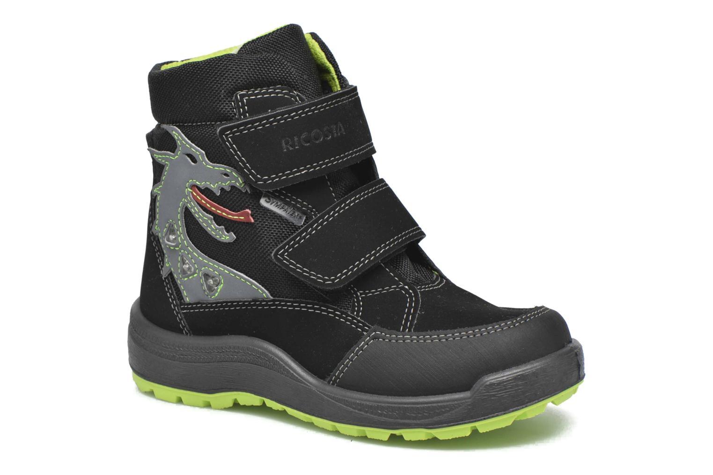 Bottines et boots Ricosta Grisu Noir vue détail/paire