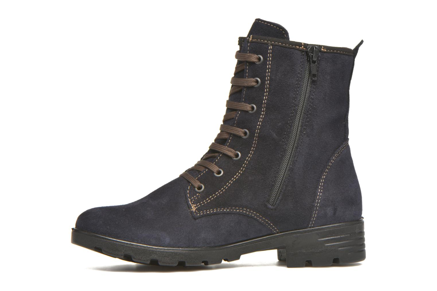 Ankle boots Ricosta Disera-tex Black front view
