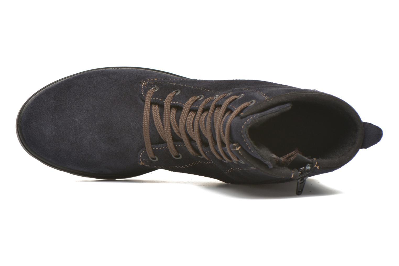Bottines et boots Ricosta Disera-tex Noir vue gauche