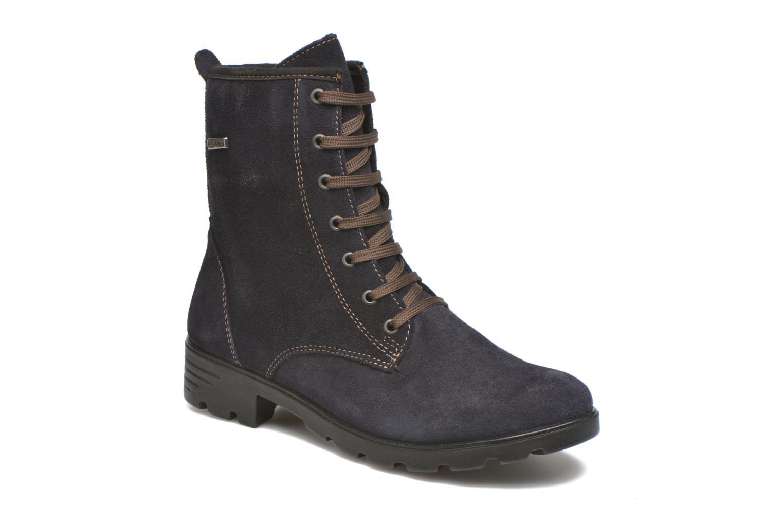 Ankle boots Ricosta Disera-tex Black detailed view/ Pair view