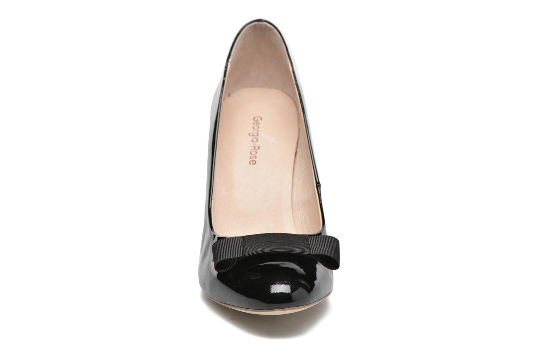 Escarpins Georgia Rose Toumtoum Noir vue portées chaussures