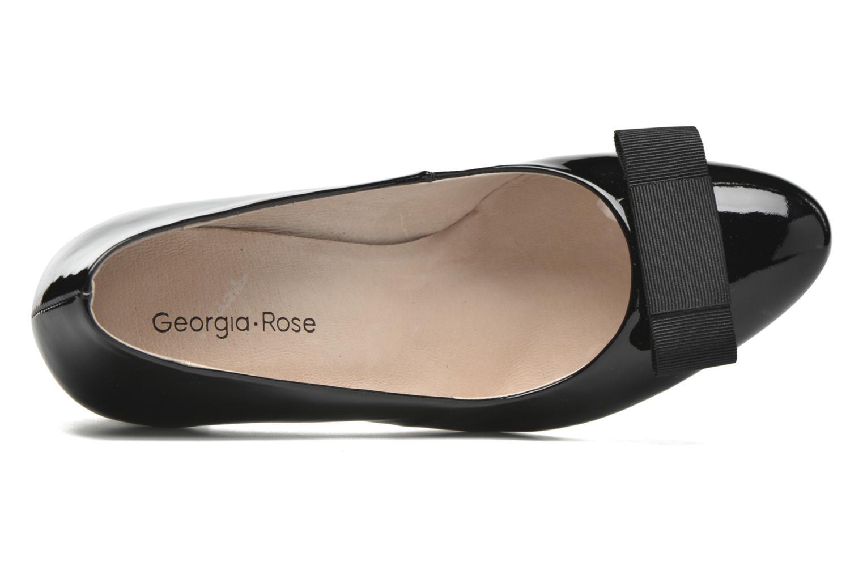 Escarpins Georgia Rose Toumtoum Noir vue gauche