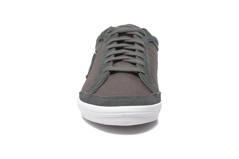 Sneaker Le Coq Sportif Feretcraft Twill Cvs grau schuhe getragen