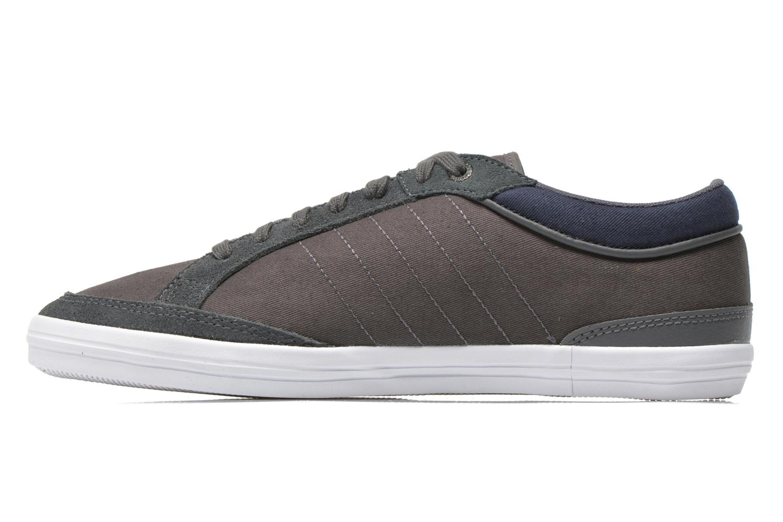Sneaker Le Coq Sportif Feretcraft Twill Cvs grau ansicht von vorne