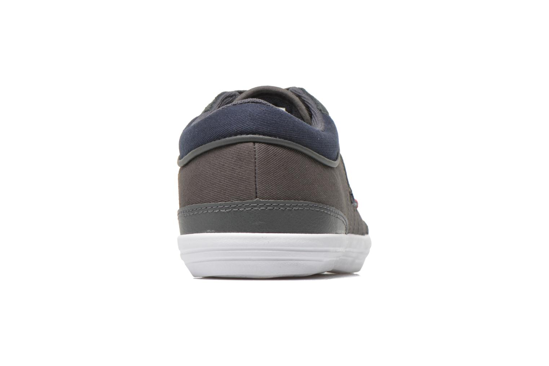 Sneaker Le Coq Sportif Feretcraft Twill Cvs grau ansicht von rechts