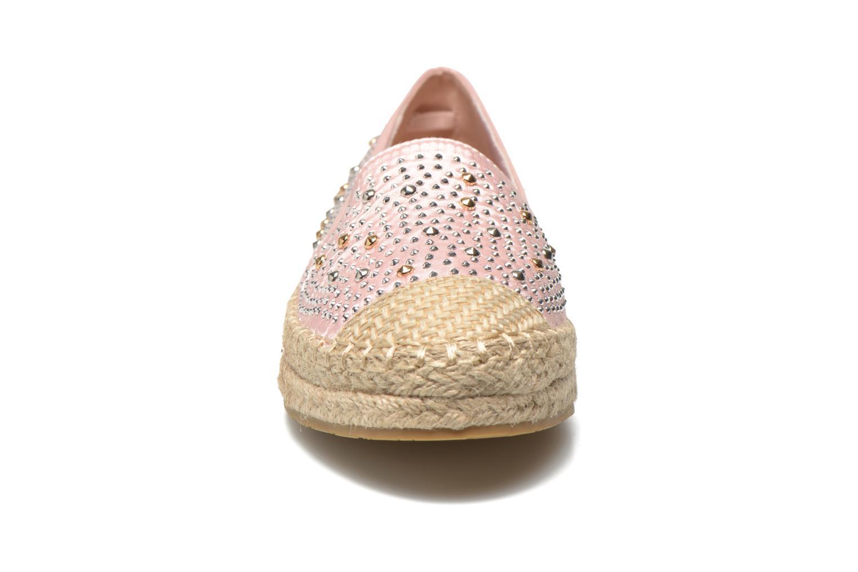 Espadrilles Xti Yaelle 30164 Rose vue portées chaussures