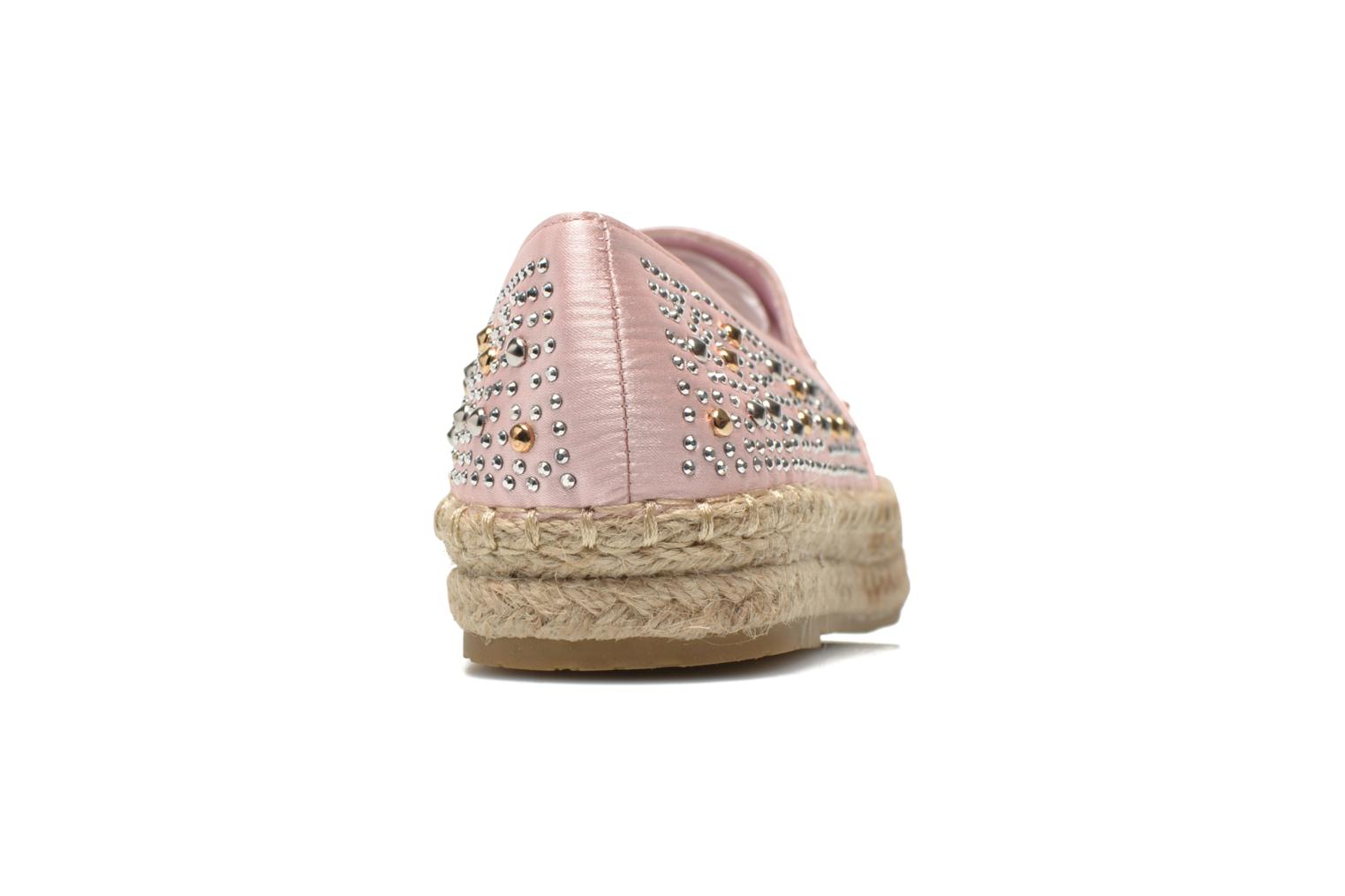 Espadrilles Xti Yaelle 30164 Pink view from the right