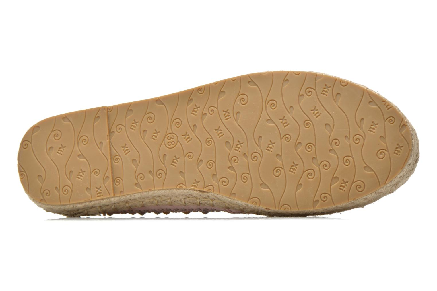 Espadrilles Xti Yaelle 30164 Pink view from above
