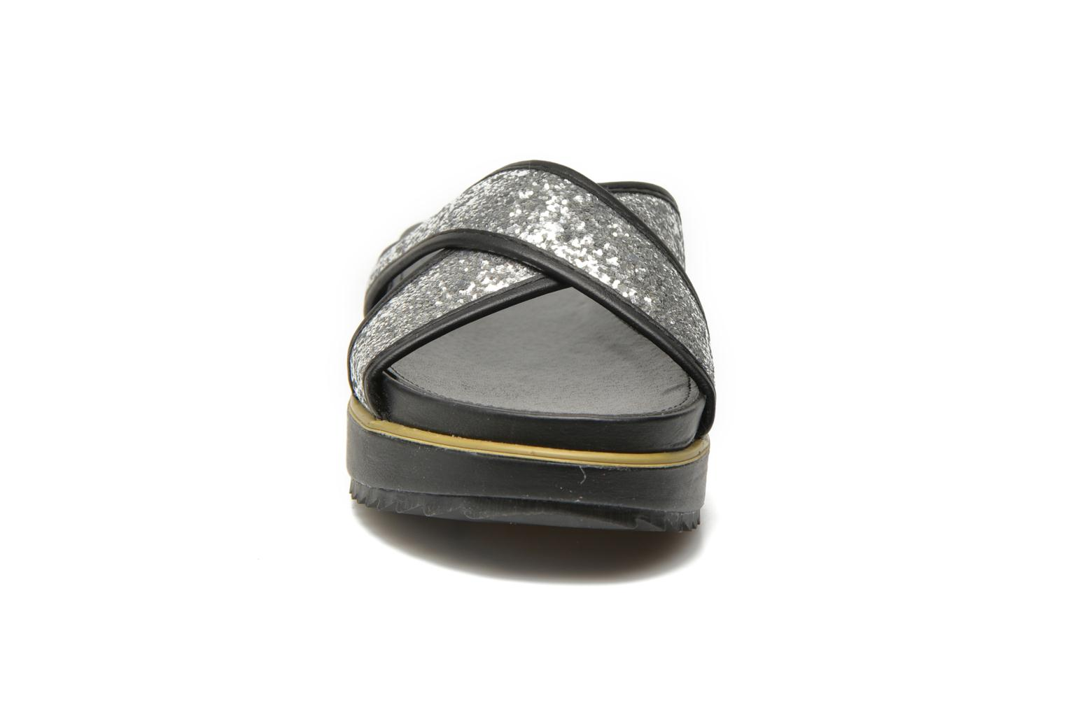 Mules & clogs Xti Levana 45234 Silver model view