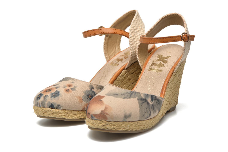 Sandales et nu-pieds Xti Seeland 45873 Marron vue 3/4