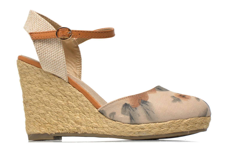 Sandales et nu-pieds Xti Seeland 45873 Marron vue derrière