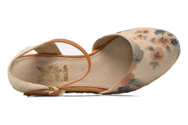 Sandales et nu-pieds Xti Seeland 45873 Marron vue gauche