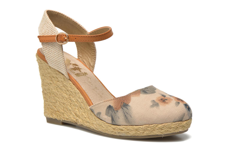 Sandales et nu-pieds Xti Seeland 45873 Marron vue détail/paire