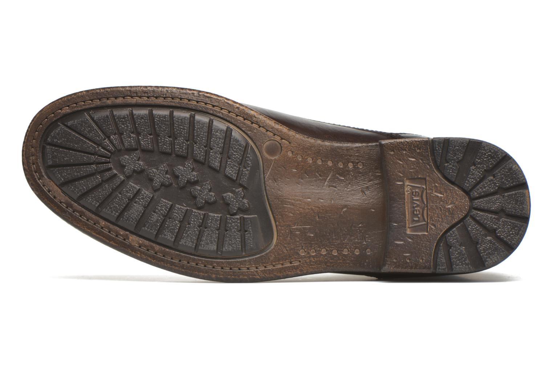 Stiefeletten & Boots Levi's Emerson Lace Up braun ansicht von oben