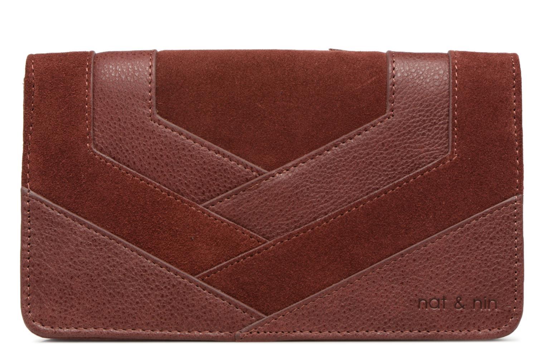 Portemonnaies & Clutches Nat & Nin Talia weinrot detaillierte ansicht/modell