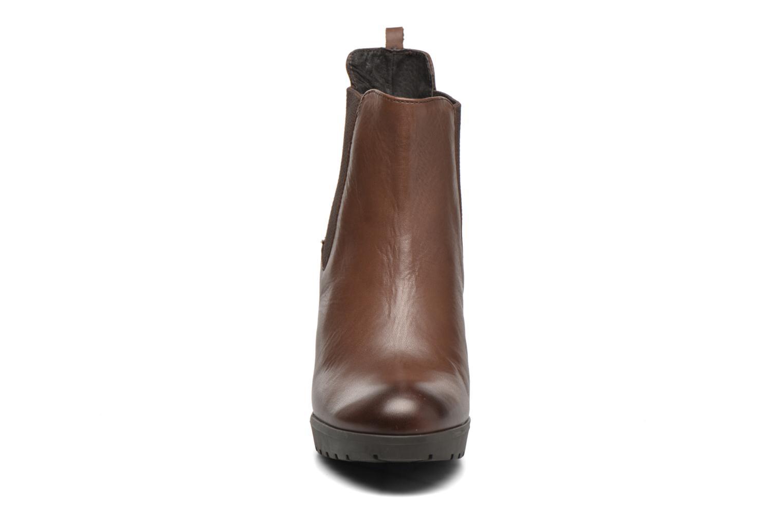 Stiefeletten & Boots Georgia Rose Anateau braun schuhe getragen