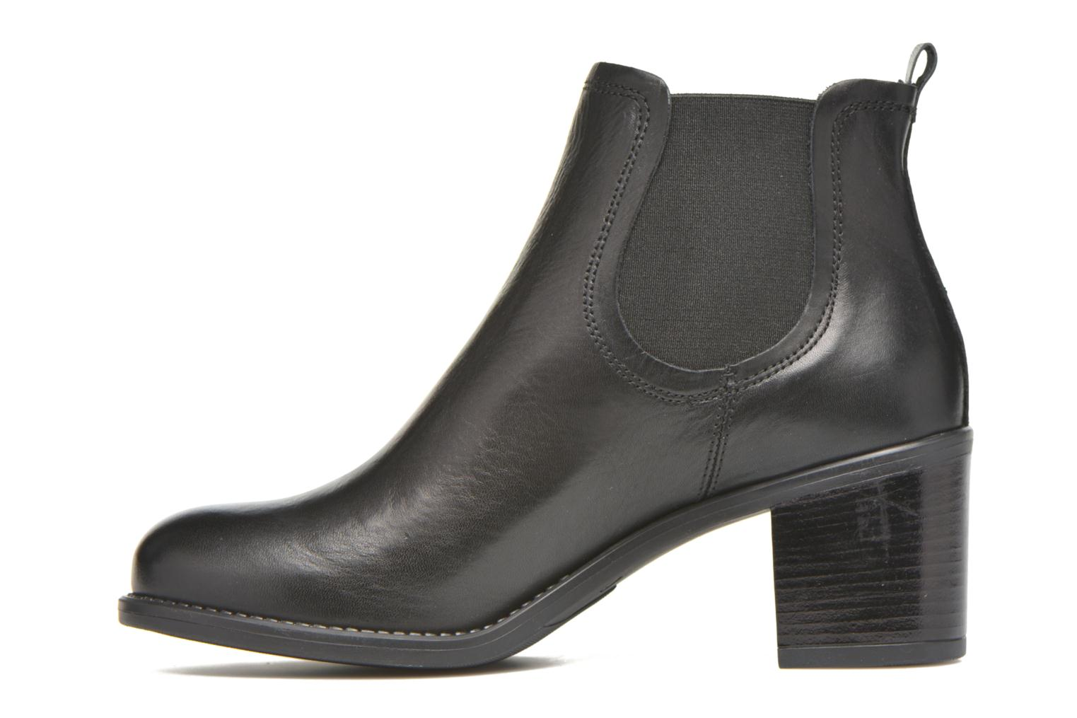 Ankle boots Georgia Rose Analla Black front view