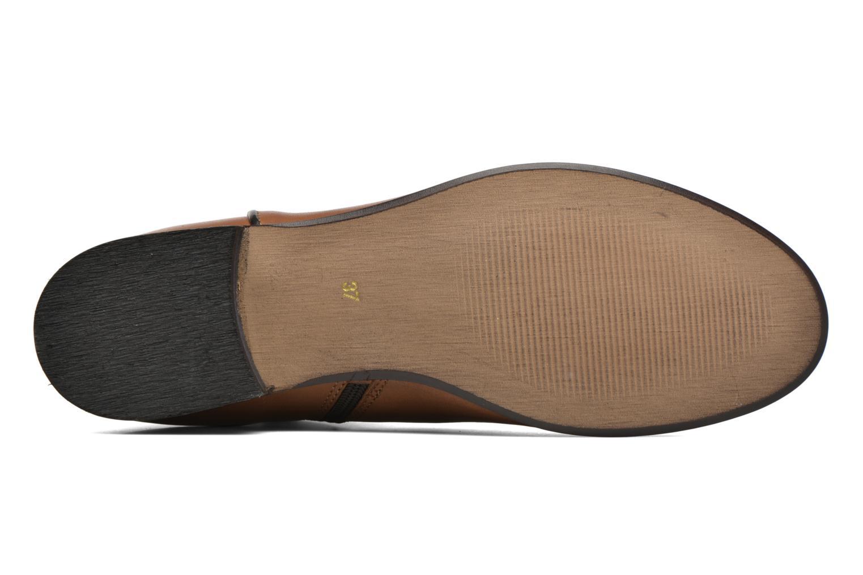 Stiefeletten & Boots Georgia Rose Anouping braun ansicht von oben