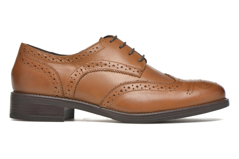 Chaussures à lacets Georgia Rose Anglish Marron vue derrière