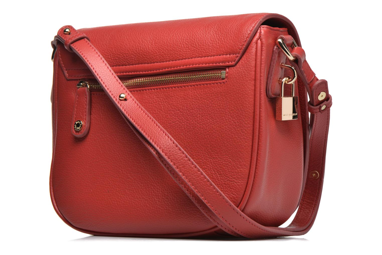 Handtaschen Mac Douglas PARURE Darby M Porté travers rot ansicht von rechts