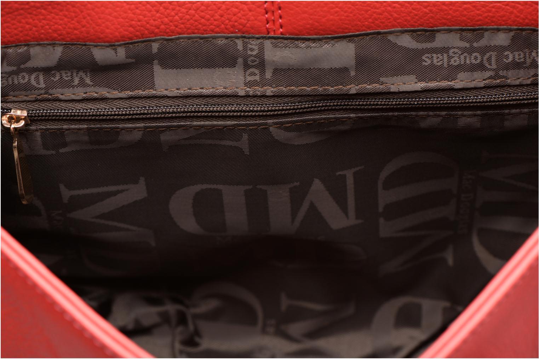 Handtaschen Mac Douglas PARURE Darby M Porté travers rot ansicht von hinten