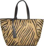 Zebra Dark Brown