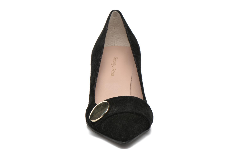Escarpins Georgia Rose Jagela Noir vue portées chaussures